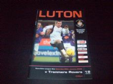 Luton Town v Tranmere Rovers, 2004/05